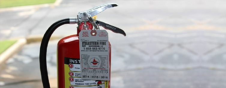 Eastern Fire Suppression